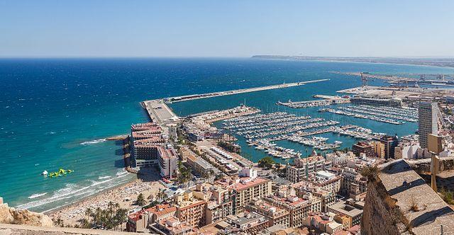 Vista-de-Alicante-España-Bookroad