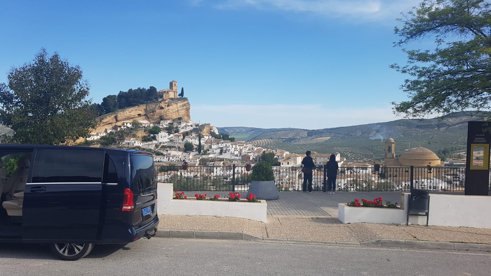 Montefrio minivan tour privado