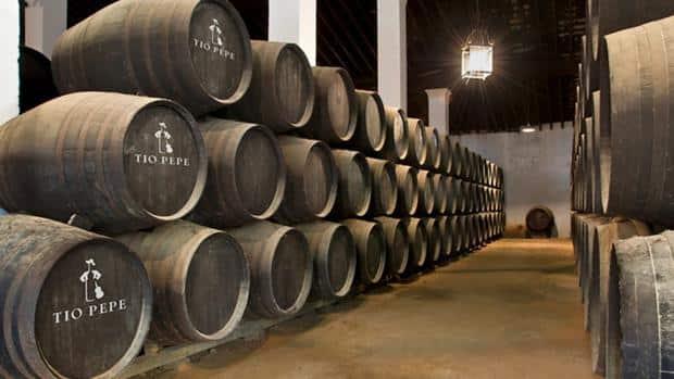 Sherry winery